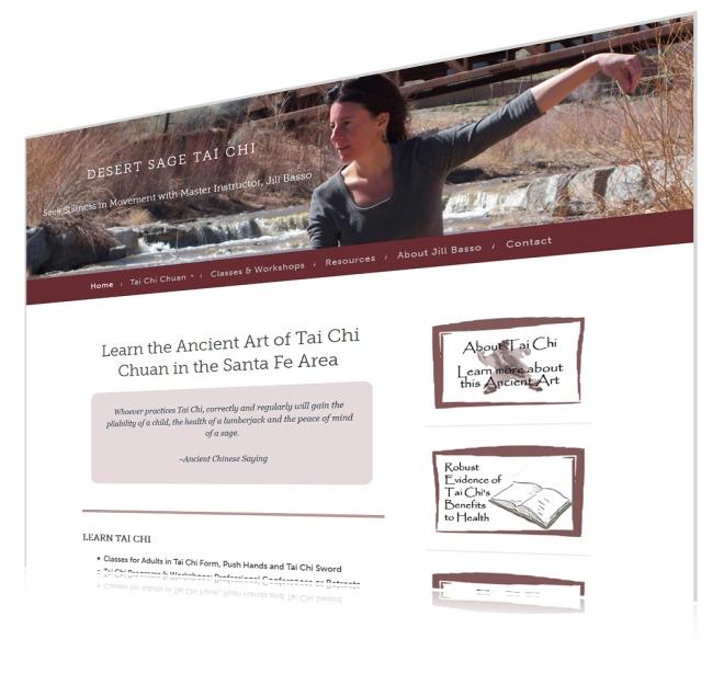 Client-Website-TaiChi