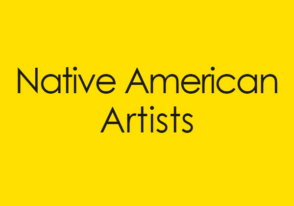 Link to Native American Artists site.