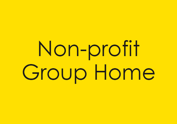 Link to Non-profit Group Home site.